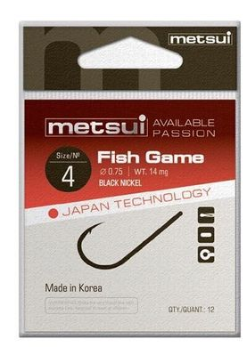 Metsui Fish Game №1